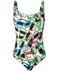 Moschino | Sunglasses Print Swimsuit 1