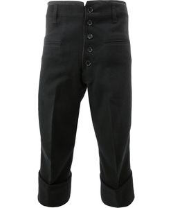 Christopher Nemeth | Cuffed Cropped Trousers Men