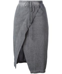 Lost & Found Ria Dunn | Drawstring Wrap Pencil Skirt