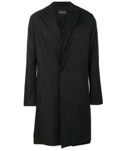 Emporio Armani | Однобортное Пальто