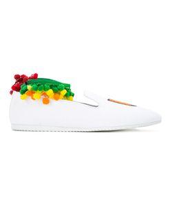 Joshua Sanders | Ny Patch Slip-On Sneakers