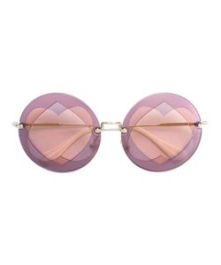 Miu Miu Eyewear | Round Shaped Sunglasses