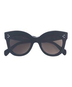 Céline Eyewear | Солнцезащитные Очки В Объемной Оправе