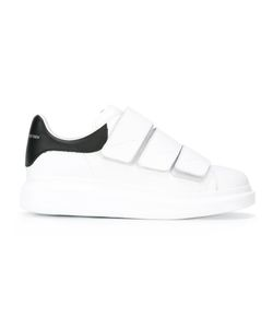 Alexander McQueen | Extended Sole Sneakers 42 Leather/Rubber