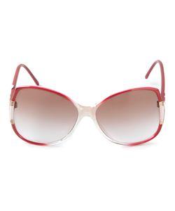 Balenciaga | Большие Солнцезащитные Очки Vintage