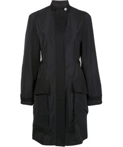 Maiyet | Oversized Flap Pockets Coat 8 Silk/Polyester