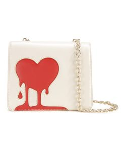 Love Moschino | Melted Heart Crossbody Bag Polyurethane