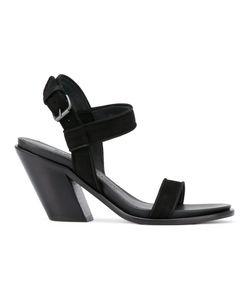 A.F.Vandevorst | Diagonal Heel Buckled Sandals Size 36.5