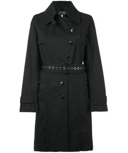 ARMANI JEANS | Double Breasted Trench Coat