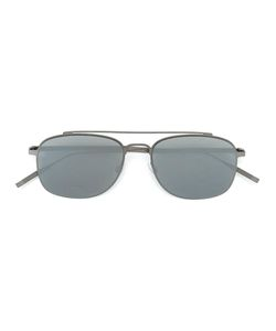 Tomas Maier   Double Bar Sunglasses Metal Other