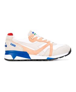 Diadora | Chunky Sole Lace-Up Sneakers