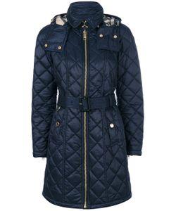 Burberry | Quilted Zip Coat