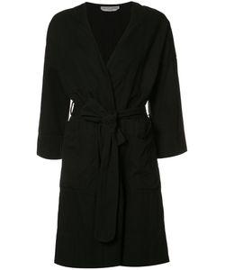 A PIECE APART   Apiece Apart Belted Coat Large Cotton