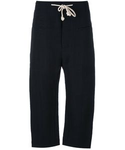 Joseph | Rope Belt Cropped Trousers