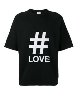 Ports   1961 Oversized Love Print T-Shirt