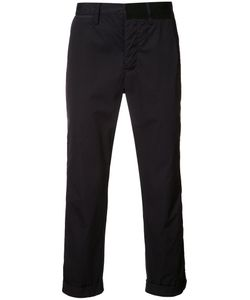 Sacai | Cropped Straight Leg Trousers Size 2
