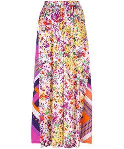 Roseanna | Clashing Print Skirt 36