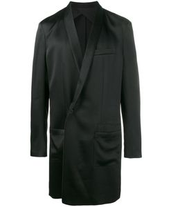 Haider Ackermann | Oversized Single Breasted Coat 48 Acetate/Rayon/Cotton