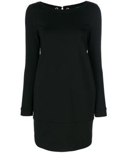 Twin-set | Короткое Платье Со Шнуровкой