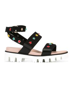 Red Valentino | Star Charm Sandals 37