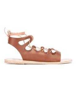 ANCIENT GREEK SANDALS   Antigone Sandals 40 Leather/Rubber