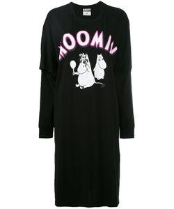 AALTO | Front Print T-Shirt Dress