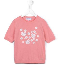 Simonetta | Sequin Knit Top 6 Yrs