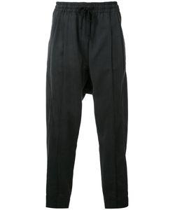 ABASI ROSBOROUGH | Dropped Crotch Track Pants Size Large