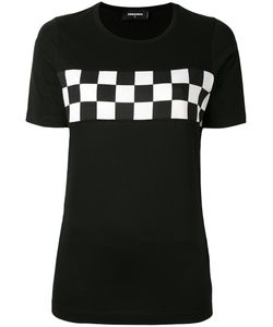Dsquared2 | Checkered T-Shirt M
