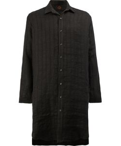 L'ECLAIREUR | Boston Long Length Shirt Size Small