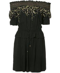 Rachel Zoe | Off Shoulder Dress 10 Viscose