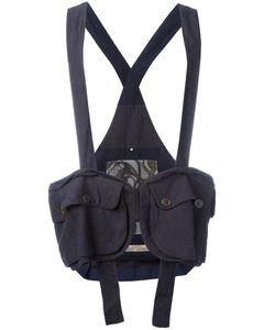 ZIGGY CHEN | Cargo Vest Size Medium