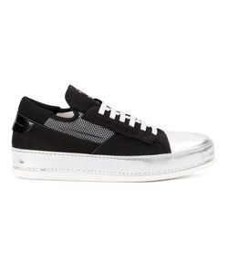 Bruno Bordese | Toe Cap Sneakers Size 40 Nubuck