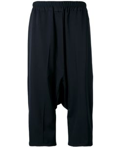 Jil Sander | Drop-Crotch Cropped Trousers
