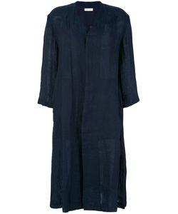 Plantation | Полупрозрачное Платье-Рубашка