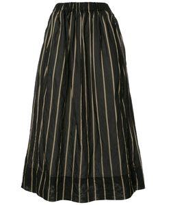 UMA WANG   Striped Skirt Size Small