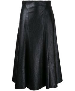 Bianca Spender | Leatherette Bebe Skirt 10 Polyurethane