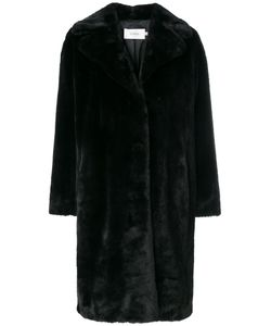 STAND | Oversized Lapel Coat Women