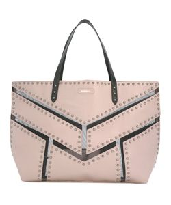 Diesel | Large Studded Tote Bag