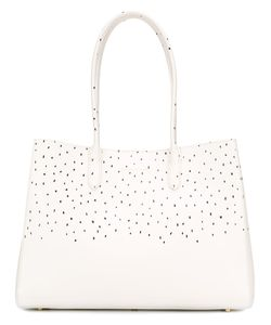 Tammy & Benjamin | Nicole Dots Tote Leather