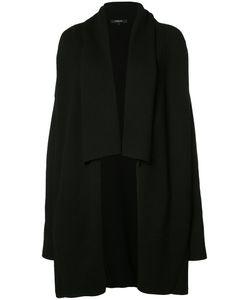 Derek Lam   Shawl Lapel Cardi-Coat Size Small