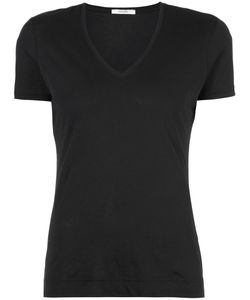 Adam Lippes | V-Neck T-Shirt Women M