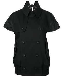 Sacai   Cap Sleeve Jacket Size 1