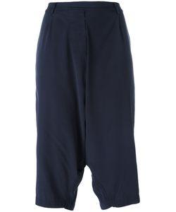 Kristensen Du Nord | Drop Crotch Stretch Shorts Size 2