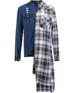 Maison Mihara Yasuhiro   Asymmetric Shirt 48 Cotton/Rayon