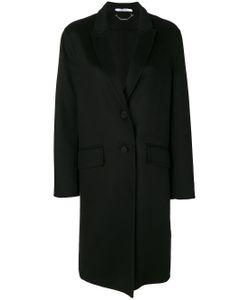 Givenchy   Однобортное Пальто Свободного Кроя