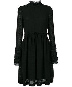 Philosophy di Lorenzo Serafini | Ruffle Neck Lace Dress Women