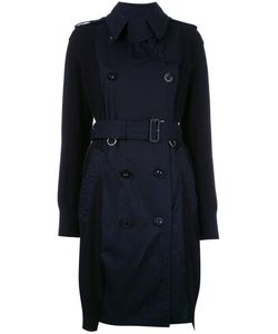 Sacai | Belted Trench Coat 3 Cotton
