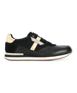 Dolce & Gabbana | Panelled Sneakers 45 Calf Leather/Lamb