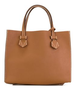 Moreau | Medium Tote Bag Calf Leather/Goat Skin